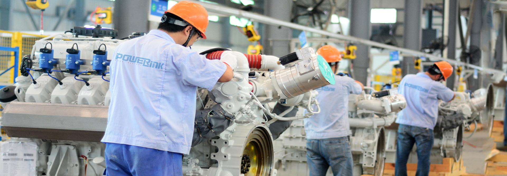 燃气发电机组厂家